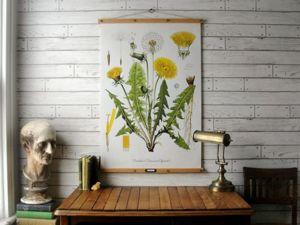 Как декорировать интерьер в ботаническом стиле. Ярмарка Мастеров - ручная работа, handmade.