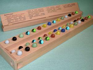 Игра  «15 шариков» . Идея №3. Четные и нечетные числа. Ярмарка Мастеров - ручная работа, handmade.