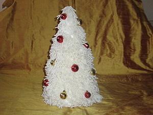 Как быстро смастерить новогоднюю елочку. Ярмарка Мастеров - ручная работа, handmade.