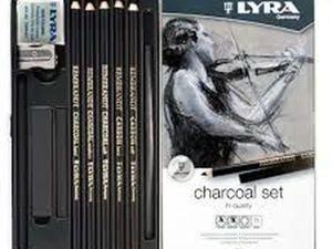 Обзор угольного набора LYRA. Ярмарка Мастеров - ручная работа, handmade.