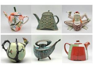 Чайники-необычайники. Ярмарка Мастеров - ручная работа, handmade.