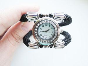Наручные часы — акцент твоего образа!. Ярмарка Мастеров - ручная работа, handmade.