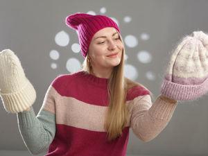 Как выбрать материал для шапки?. Ярмарка Мастеров - ручная работа, handmade.