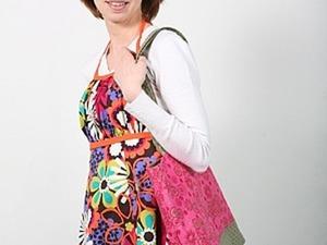 Мастер-класс по летней сумке. Ярмарка Мастеров - ручная работа, handmade.