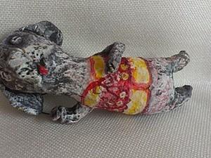 Роспись игрушек из папье-маше. Елочные украшения.. Ярмарка Мастеров - ручная работа, handmade.