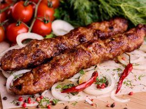 Люля кебаб из баранины  на шампурах !!! Видеорецепт. Ярмарка Мастеров - ручная работа, handmade.