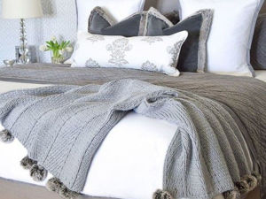 Soft Linen: 3 Ways to Make Bed Stylishly. Livemaster - handmade