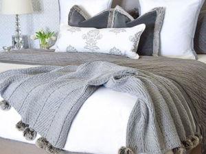 Мягко стелим: 3 способа стильно заправить кровать. Ярмарка Мастеров - ручная работа, handmade.