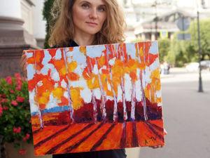 1 часть (галерея живописи) Пейзажи Этюды Ню от автора. Ярмарка Мастеров - ручная работа, handmade.