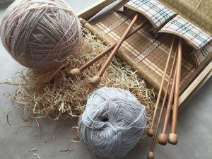 Как связать диагональный пуловер спицами. Ярмарка Мастеров - ручная работа, handmade.