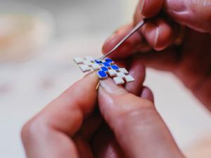 Оттенки украшений из эмали. Ярмарка Мастеров - ручная работа, handmade.