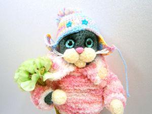 Кошка Валерия. Ярмарка Мастеров - ручная работа, handmade.