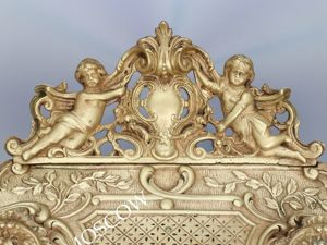 Чернильница антикварная ангел бронза Франция DEPOSE 7. Ярмарка Мастеров - ручная работа, handmade.