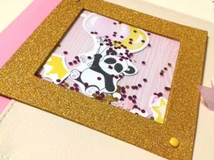 Альбом с пандами — обзор страничек. Ярмарка Мастеров - ручная работа, handmade.