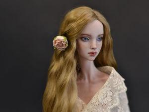 Мириам — Шарнирная кукла из полиуретана. Ярмарка Мастеров - ручная работа, handmade.