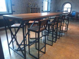 Почему стол и стулья повышают активность сотрудников?. Ярмарка Мастеров - ручная работа, handmade.