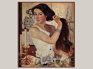 Зинаида Серебрякова - известная художница и несчастная мать.. Ярмарка Мастеров - ручная работа, handmade.