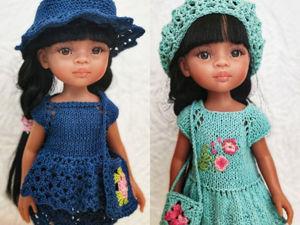 20 % Скидка на одежду для кукол Паола Рейна. Ярмарка Мастеров - ручная работа, handmade.