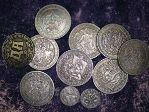 Новый раздел в магазине  «Сувенирные монеты». Ярмарка Мастеров - ручная работа, handmade.
