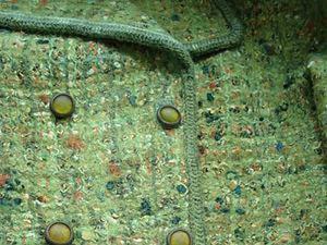 Сто первый вариант декорирования края валяного полотна. Ярмарка Мастеров - ручная работа, handmade.