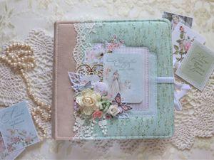 Обзор Свадебного альбома. Ярмарка Мастеров - ручная работа, handmade.
