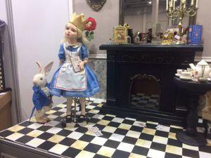 Вот и прошла выставка «модна лялька». Ярмарка Мастеров - ручная работа, handmade.