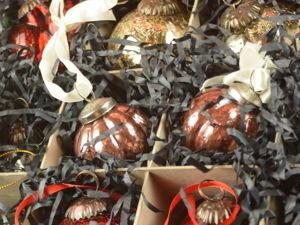 Организуем хранение елочных украшений. Ярмарка Мастеров - ручная работа, handmade.