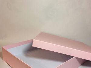 Полезная информация для заказа коробок. Ярмарка Мастеров - ручная работа, handmade.