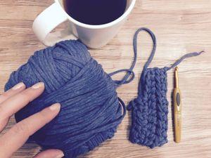 Учимся вязать легко и просто. Видеоурок 1: воздушные петли. Ярмарка Мастеров - ручная работа, handmade.