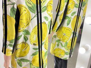 Аукцион на летнее пальто. Старт 1500 руб. Ярмарка Мастеров - ручная работа, handmade.