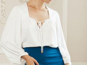 «Последняя блуза Афродита». Ярмарка Мастеров - ручная работа, handmade.