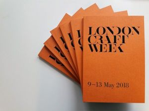 200 Workshops in Five Days: London Craft Week Held Fourth Time. Livemaster - handmade