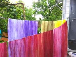 Краски сада Вам в ленту!. Ярмарка Мастеров - ручная работа, handmade.