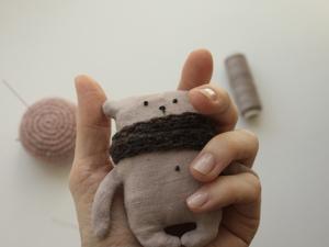 Про медведя Арсения и мальчика Мишу. Ярмарка Мастеров - ручная работа, handmade.