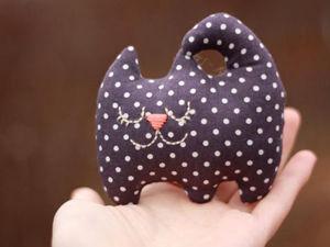 Мартовские коты: 18 мастер-классов для тех, кто любит котиков. Ярмарка Мастеров - ручная работа, handmade.