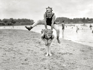 The Charm of the Last-Century Beaches: 70+ Photo Collection. Livemaster - handmade