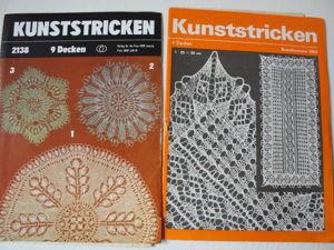 Художественное вязание — спец.выпуски — 70 — годы -2138 и2063. Ярмарка Мастеров - ручная работа, handmade.