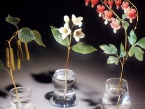 Настоящее чудо: Изысканные каменные цветы Карла Фаберже. Ярмарка Мастеров - ручная работа, handmade.