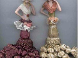 Эффектный элемент декора: кисти и кисточки. Ярмарка Мастеров - ручная работа, handmade.