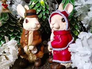 Новая жизнь кроликов: переделка FixPrice. Ярмарка Мастеров - ручная работа, handmade.