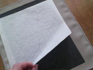 Несколько способов перевести рисунок на ткань. Ярмарка Мастеров - ручная работа, handmade.