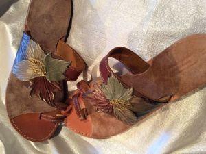 Переделываем простенькие пантолеты. Ярмарка Мастеров - ручная работа, handmade.
