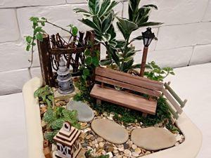 Японский садик. Ярмарка Мастеров - ручная работа, handmade.