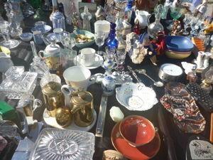Прогулка по блошиному рынку и интересные находки от 29 июня. Ярмарка Мастеров - ручная работа, handmade.