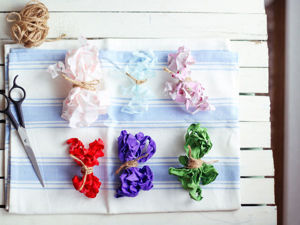 How to Easily Make Shabby Ribbons on Your Own. Livemaster - handmade