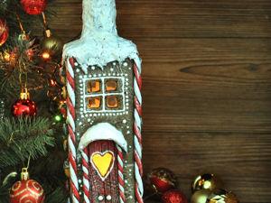 Пряничный домик. Ярмарка Мастеров - ручная работа, handmade.