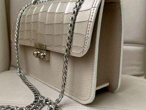 Видео обзор сумка Монте Карло Mini. Ярмарка Мастеров - ручная работа, handmade.