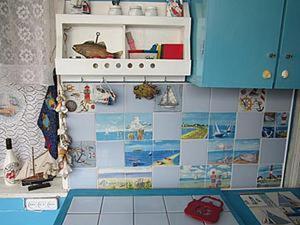 Морская веранда: преображение интерьера. Ярмарка Мастеров - ручная работа, handmade.