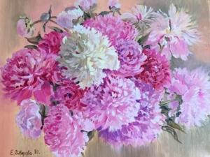 Пионы — роскошные цветы!. Ярмарка Мастеров - ручная работа, handmade.