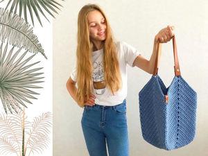 Мастерим сумку «Магнолия». Ярмарка Мастеров - ручная работа, handmade.